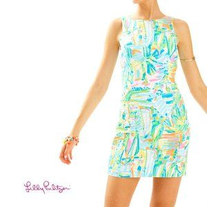 LILLY PULITZER Courtney Shift – Sea Salt and Sun S